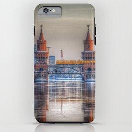 Frozen bridge Berlin iPhone Case