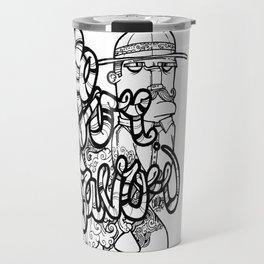 Por favor Travel Mug