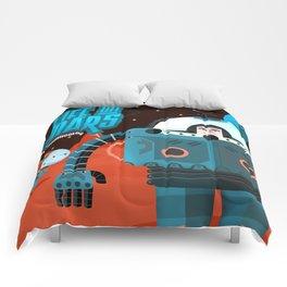 Life on mars Comforters