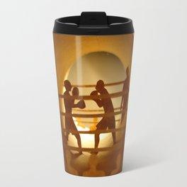 "Roll ""Boxing"" (Rouleau ""Boxe"") Travel Mug"