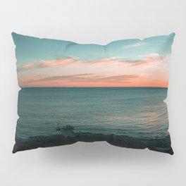 North Beach Sunsets Pillow Sham
