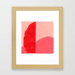 Colores V Framed Art Print