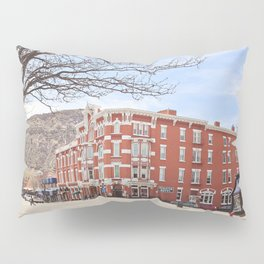 Strater Hotel, Durango Pillow Sham
