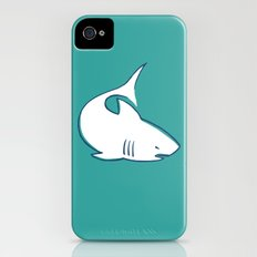 Shark Slim Case iPhone (4, 4s)