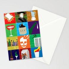 Alcoholic Euphemisms Stationery Cards