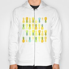 Pineapple Glow Hoody