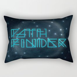 Pathfinder Rectangular Pillow