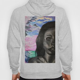 """In the clouds"" Hoody"