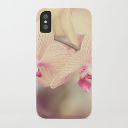 Orchid IV iPhone Case