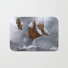 The Snow Trio. Bath Mat