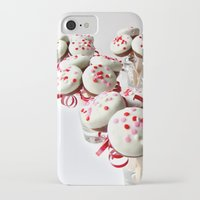 valentines iPhone & iPod Cases featuring Valentines by Catherine Chappel Flaherty