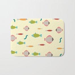 Fish-es Bath Mat