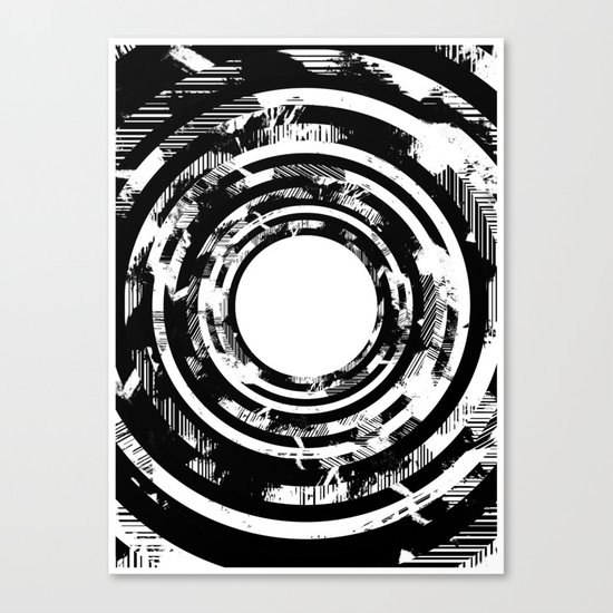 'UNTITLED #08' Canvas Print