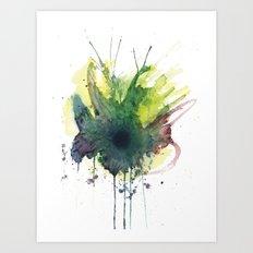 WallEye Art Print