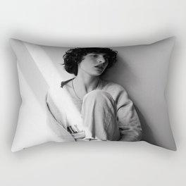 finn wolfhard Rectangular Pillow
