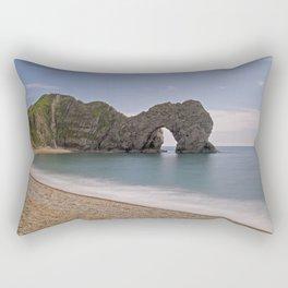 Durdle Door Rectangular Pillow