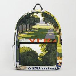 Vintage poster - Versailles Backpack