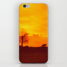 In those first few hours after the dawn iPhone & iPod Skin