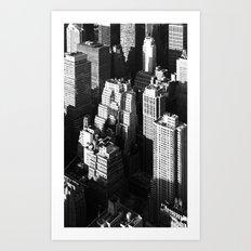 Urban #12 Art Print