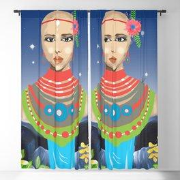 Maasai Blackout Curtain