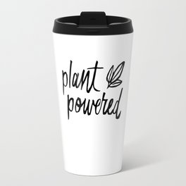 Plant Powered Travel Mug