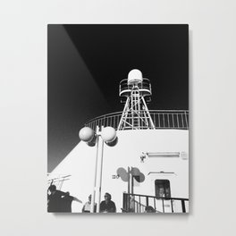 Ferry from Helsinki Metal Print