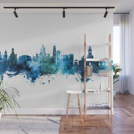 Jerez Spain Skyline Wall Mural