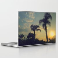 florida Laptop & iPad Skins featuring Florida by Jillian Stanton