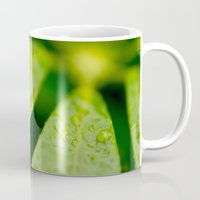 jamaica Mugs featuring Jamaica Greenery by Heartland Photography By SJW