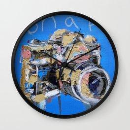 Snap Wall Clock