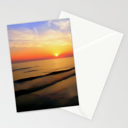 Perfect Night Stationery Cards