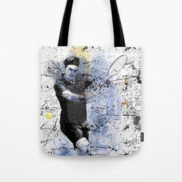 Game, Set, Match Tote Bag