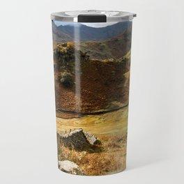 Castle Howe landscape Travel Mug