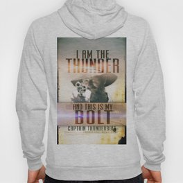 Thunderbolt Movie-I Am The Thunder Version 2 Hoody