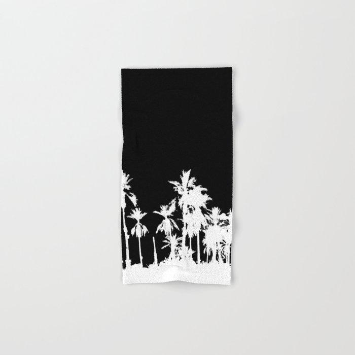 Date Palm Trees 2 Hand & Bath Towel