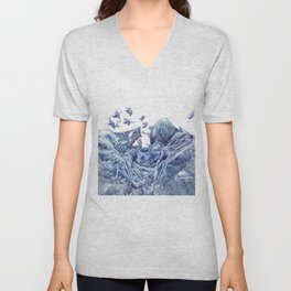 INVASION Unisex V-Neck