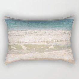 Beach Waves Rectangular Pillow
