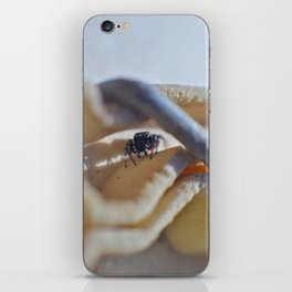 Clip Spider iPhone Skin