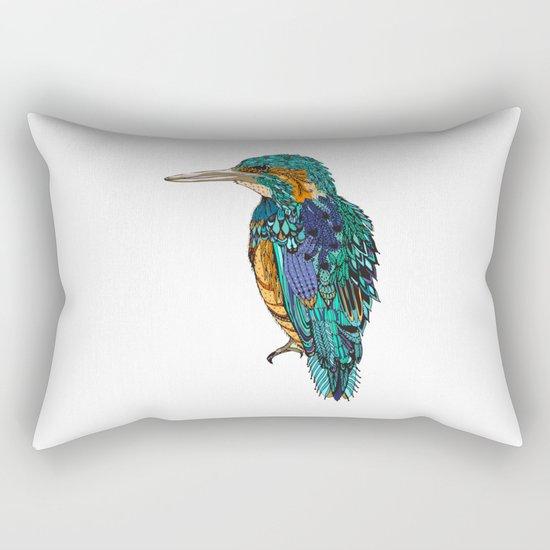 Bird X Rectangular Pillow