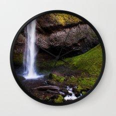 latourell falls. Wall Clock