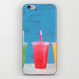 Chewy Boba Co. iPhone Skin
