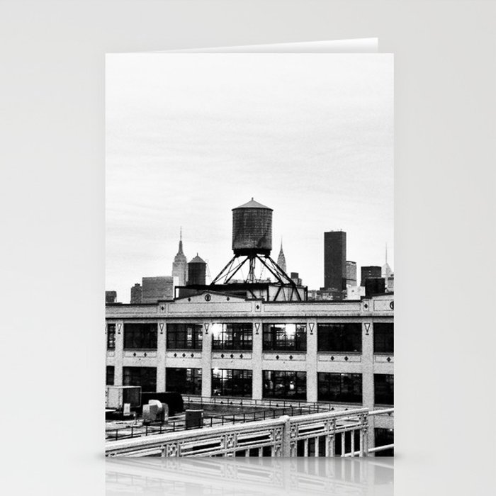 Queensboro Plaza Stationery Cards