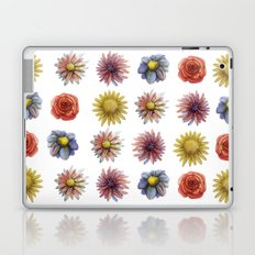 flowers! Laptop & iPad Skin