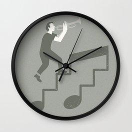 Mr Melody Wall Clock
