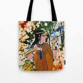 The Egyptian Enchantress by Michael Moffa Tote Bag