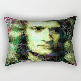 ISAAC NEWTON Rectangular Pillow