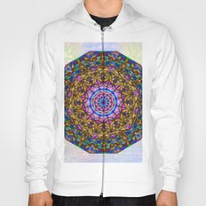 Vibrant mystic kaleidoscope Hoody