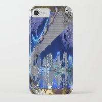 brooklyn bridge iPhone & iPod Cases featuring Brooklyn Bridge by Robin Curtiss