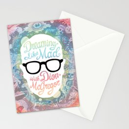 Dreaming Like Mad with Dion McGregor (Cover) Stationery Cards