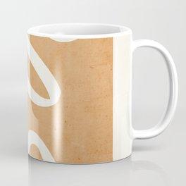 abstract minimal 31 Coffee Mug